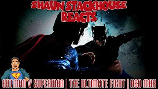 Batman v Superman The Ultimate Fight HBO Max REACTION