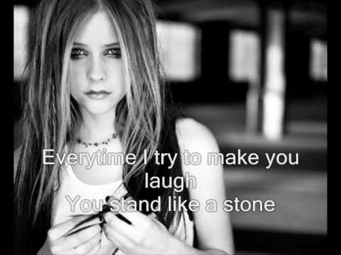 Avril Lavigne - Too Much To Ask:歌詞+中文翻譯