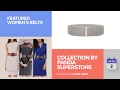 Collection By Panda Superstore Featured Women's Belts