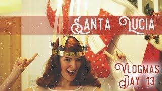 Santa Lucia Vlogmas Day 13