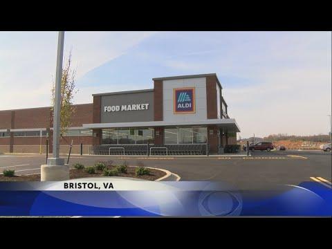 Aldi grocery store opens in Bristol, Va.