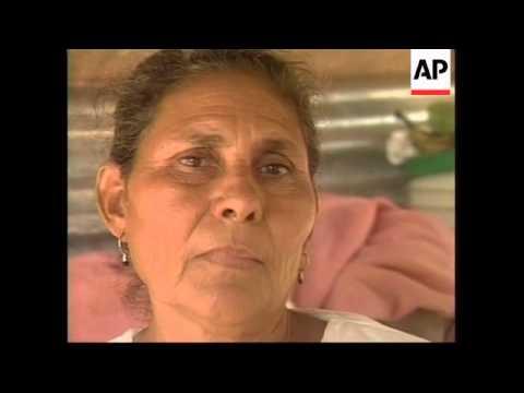 NICARAGUA: SLOW AID DISTRIBUTION CAUSES OUTCRY