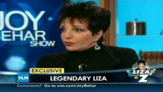 HLN:  Liza: Why'd you let me marry this idiot