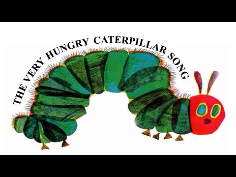 The Very Hungry Caterpillar Song