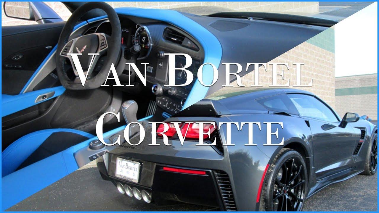 Van Bortel Corvette >> Chevrolet Corvette - Van Bortel Indoor Corvette Showroom ...