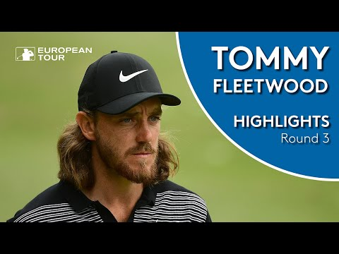 Tommy Fleetwood Highlights | Round 3 | 2018 Honma Hong Kong Open