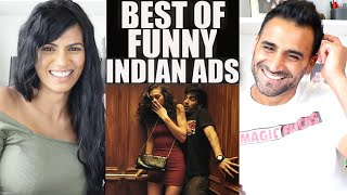 BEST OF FUNNY INDIAN ADS REACTION!!! | Extreme Reboot 9 (7BLAB)