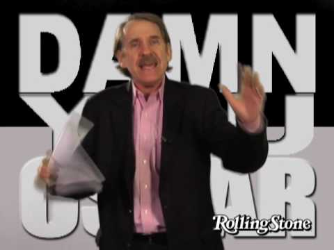 Damn You, Oscar! Peter Travers Rants About the Oscars