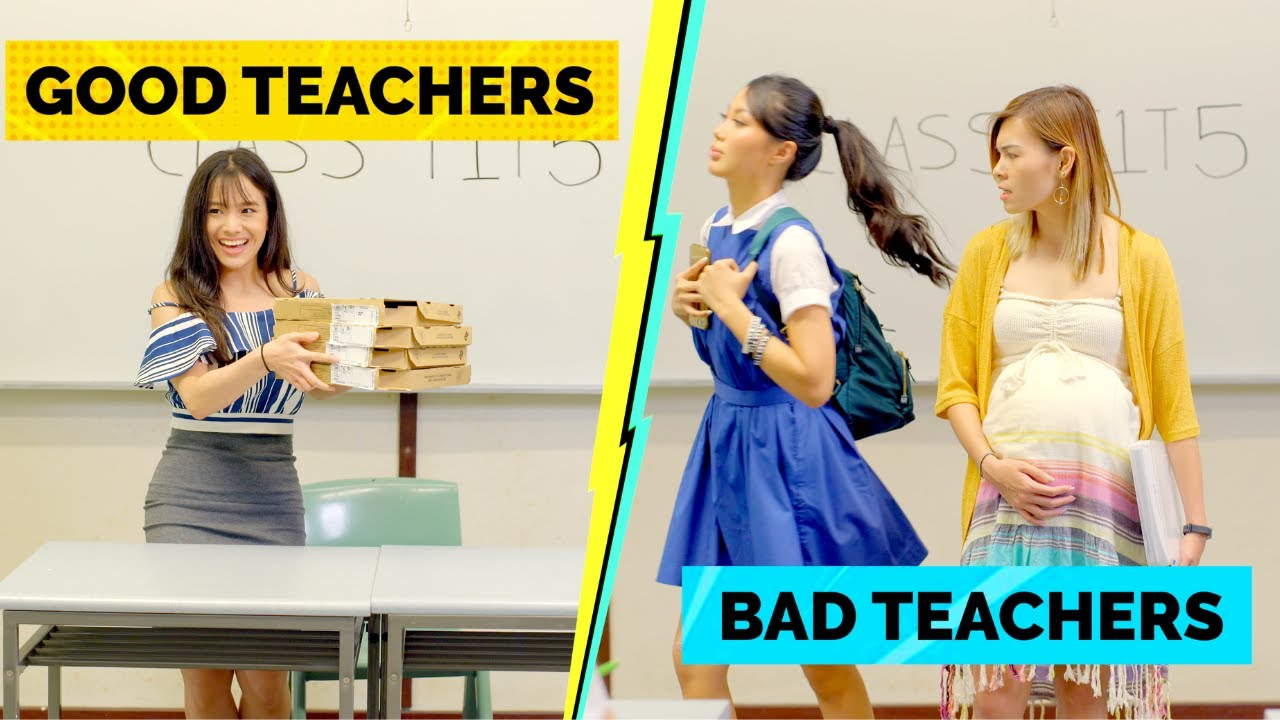 Download Good Teachers Vs Bad Teachers