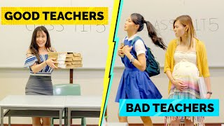 Download Good Teachers Vs Bad Teachers Mp3 and Videos