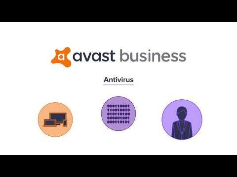 Antivirus  | Avast Business