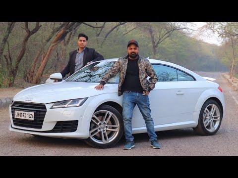 Audi 2-Door Coupé 🔥  Limited In India 🔥