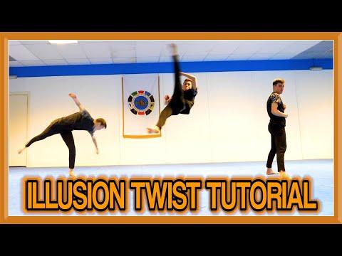 Illusion Twist Tutorial | JJ Battell