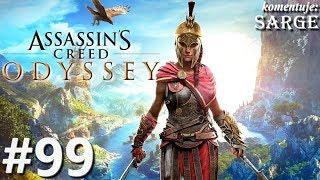 Zagrajmy w Assassin's Creed Odyssey PL odc. 99 - Nowe problemy Markosa