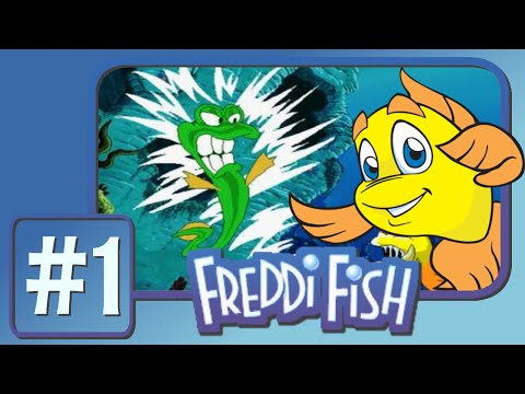 ALL OF THE FISH WILL DIE   Part 1   Freddi Fish and the Case of the Missing Kelp Seeds  