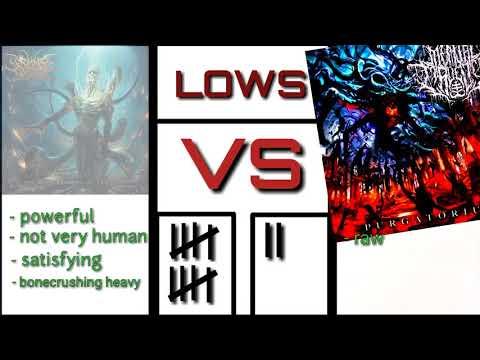 SIGNS OF THE SWARM VS MENTAL CRUELTY (The Disfigurement of Existence vs Purgatorium)