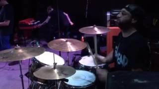 Guttermouth - Jamie's Petting Zoo [Simo Perini] drum cam