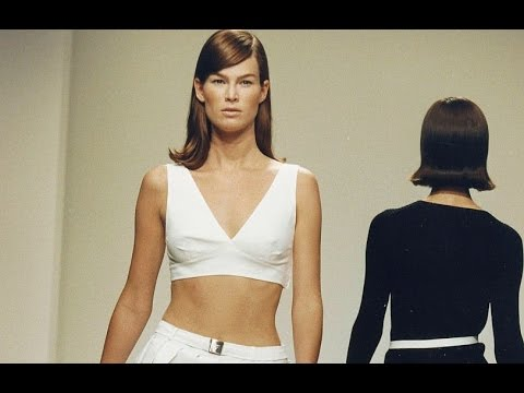 Prada | Spring Summer 1995 Full Show | Exclusive