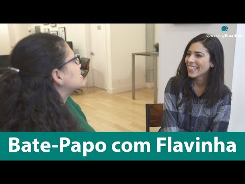 "Learn Portuguese - ""Bate-papo"" about the differences between Brazil and the US  Speaking Brazilian"