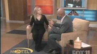Anna Ouroumian on the Montel Williams Show