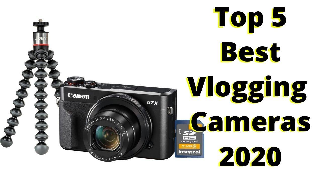 Best Vlogging Camera 2020.Best Vlogging Cameras In 2020 Top 5 Picks Youtube