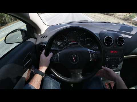 Here's the Last of the Pontiac's ( G6 GT ) POV Review & Test Drive