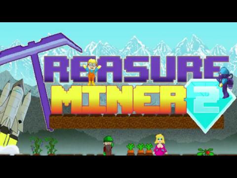 Treasure Miner 2 - Best Mining Game for Android / iOS 2017 - Baue deine eigene Mine