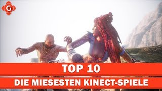 Miesesten Kinect-Spiele | Top 10