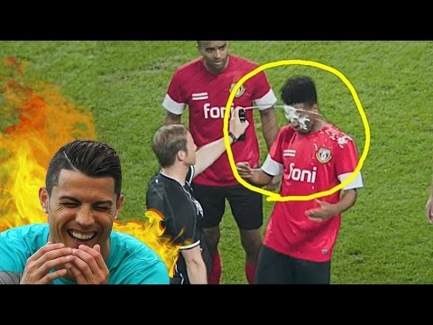 TRY NOT TO LAUGH -Funny Football Vines