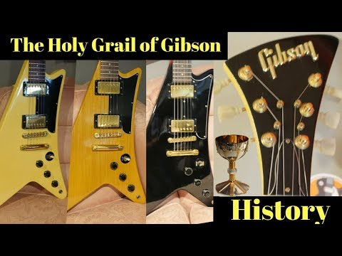 A Face Only a Mother Could Love | The Gibson Moderne History | 1980s Heritage Series Review + Demo