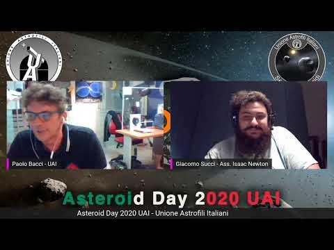 Asteroid Day 2020 UAI