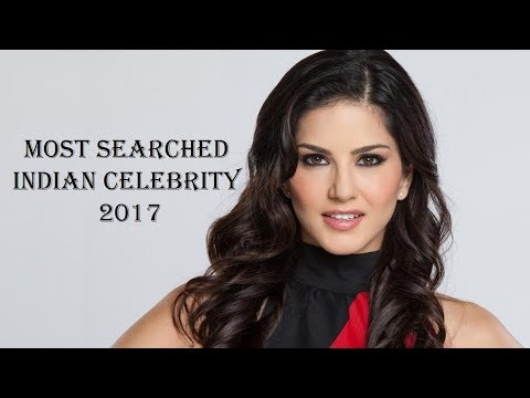 Most Searched Indian Celebrity 2017 | Google Year in Search 2017