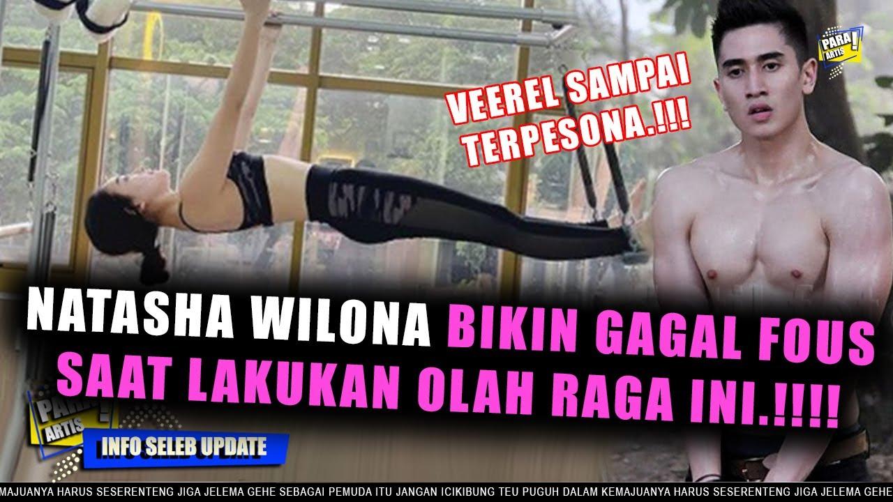Heboh !! Artis Cantik Natasa Wilona Tampil H0tt Seperti ini Saat Olahraga Bikin Siapa Saja Terpesona