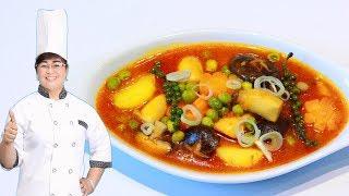 Cách Nấu Lagu Chay tại nhà Ngon như nhà hàng