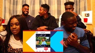 NAIBOI - 2 In 1 ( REACTION VIDEO ) || @thenaiboi  @Ubunifuspace