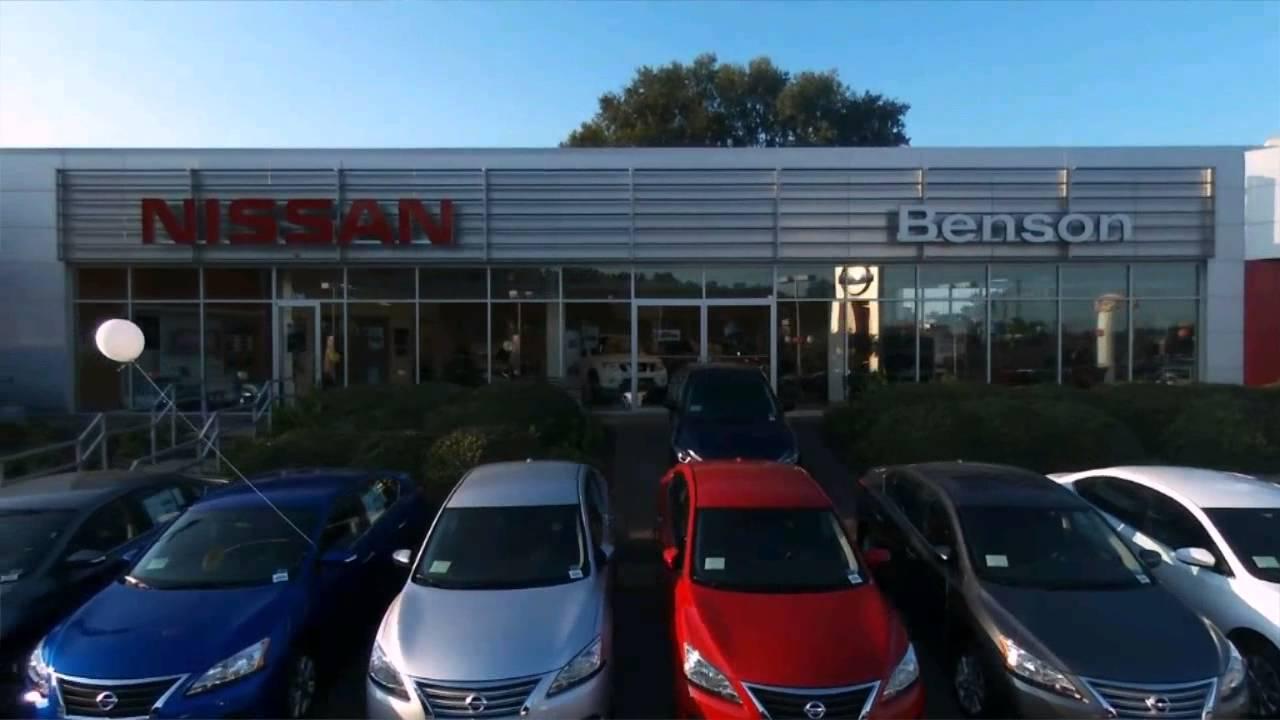Benson Nissan of Spartanburg - YouTube