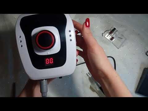 Распаковка с AliExpress аппарат (фрезер) для ногтей очень крутой!1000 подписчиков!