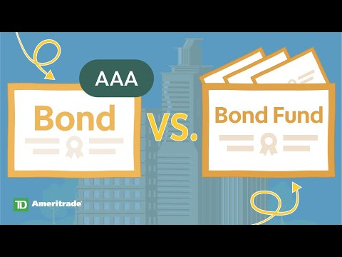 Individual Bonds vs. Bond Funds: What's the Difference?