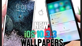 ios 10 3 jailbreak update download ios 10 3 3 new wallpapers more