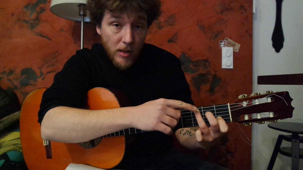 partition guitare ne m'oublie pas coco