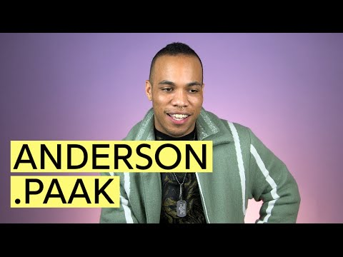 Anderson .Paak Explains 'Malibu' Cover Art
