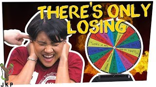 Punishing The NEW CAST!! | MYSTERY WHEEL CHALLENGE