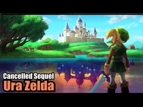 What Is Ura Zelda & Why Was It Cancelled? - Ocarina of Time's Sequel - Dr Lava #9