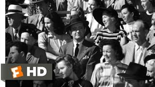 A Face in the Crowd - Strangers on a Train (7/10) Movie CLIP (1951) HD