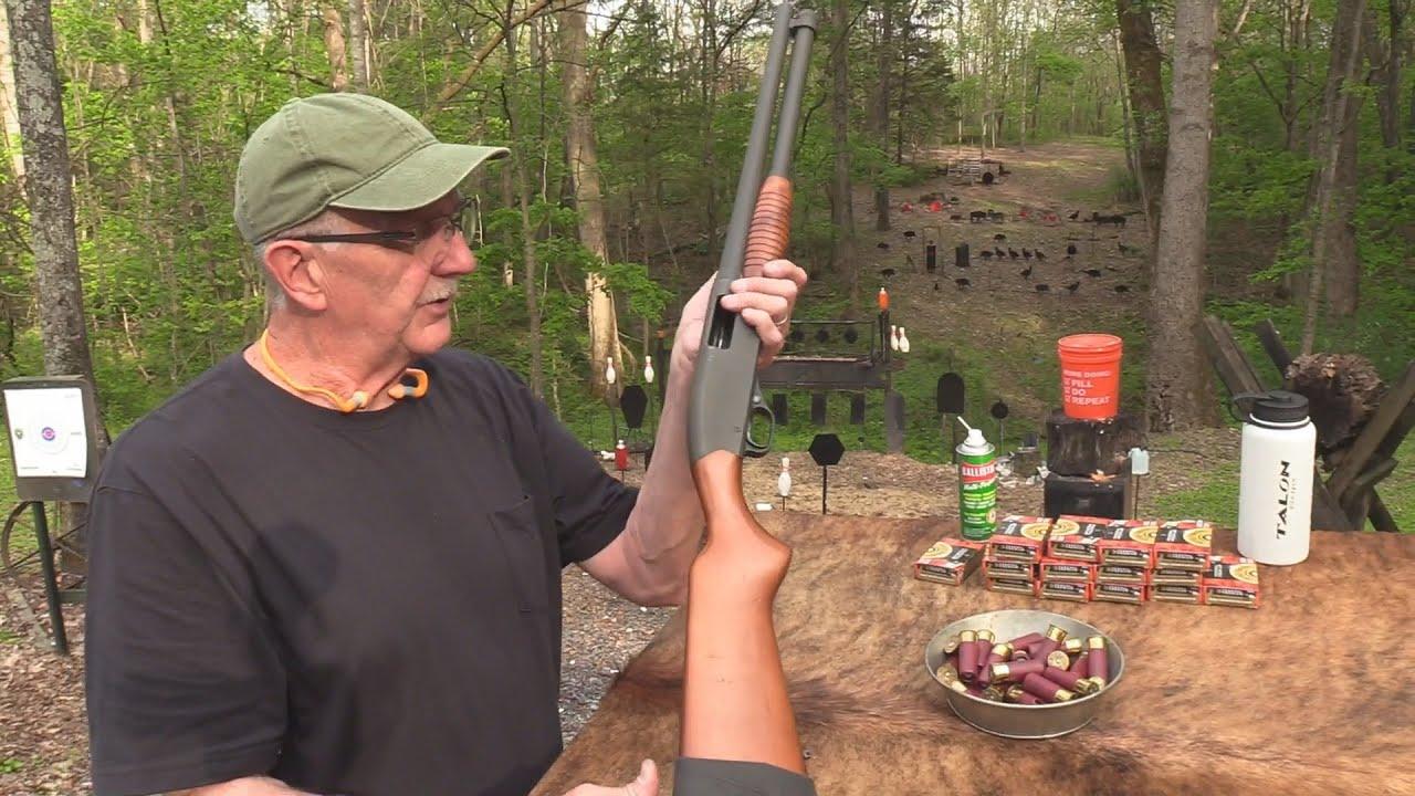 Winchester Model 1300 Slugfest