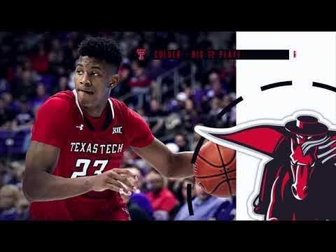 NCAAB 03 14 2019 Big 12 Tournament West Virginia Vs Texas Tech 720p60