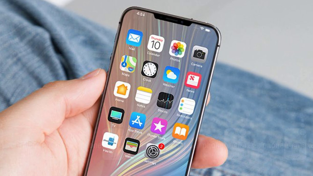 IPhone SE 2 Compare with iPhone XS in Size