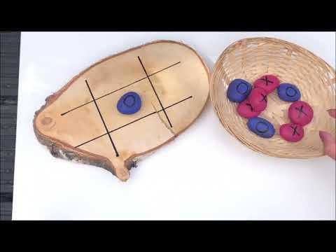 #MakeitMonday   Make a Reusable Game of Noughts and Crosses