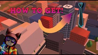 HOW TO GET THIS NEW NEON TIE! | Roblox