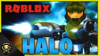*NEW* HALO GAME in Roblox (Overheat BETA)